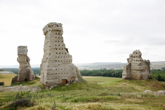 Palenzuela - Muralla y Castillo 1