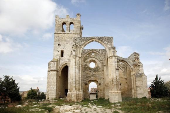 Palenzuela - Iglesia de Santa Eulalia 5