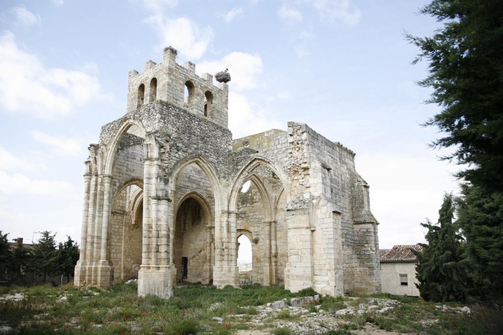 Palenzuela - Iglesia de Santa Eulalia 8